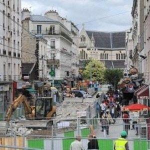 RATP - Au coeur du chantier T8, le nouveau tramway de Saint-Denis à Epinay et Villetaneuse