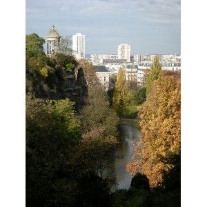 La campagne &agrave; Paris, des Buttes Chaumont au Parc de la Villette