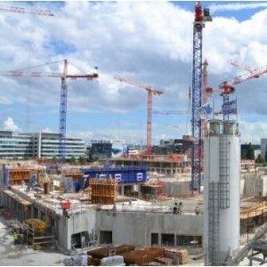 Le chantier de tous les records : le futur siège de SFR à Saint-Denis