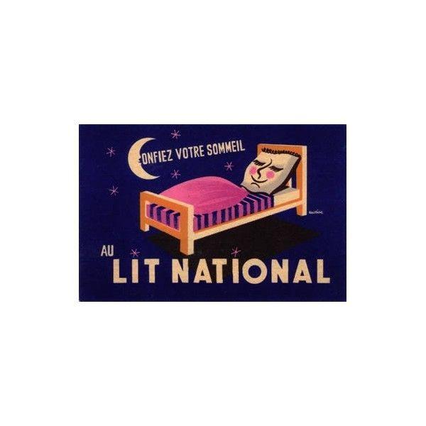 Le lit national savoir faire des ateliers seine saint denis tourisme - Le lit national prix ...