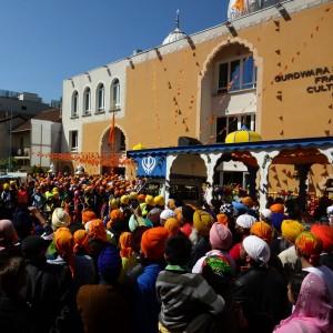Le temple Sikh de Bobigny, le plus important lieu de culte en France pour cette communauté