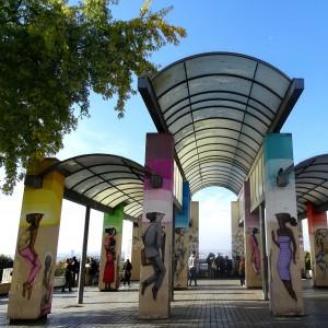 Le Paris du Street Art, Oberkampf-Ménilmontant