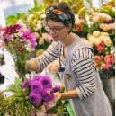 La connaissaince des fleurs et l'art du bouquet chez Pompon