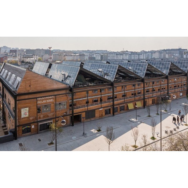 La reconversion de la halle pajol un projet architectural for Reconversion architecte