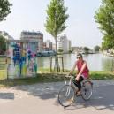 Balade vélo et pique-nique sur les traces des canaux parisiens