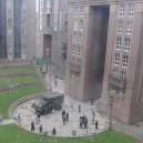 Sur les traces du tournage d'Hunger Games dans les Espaces d'Abraxas à Noisy-le-Grand