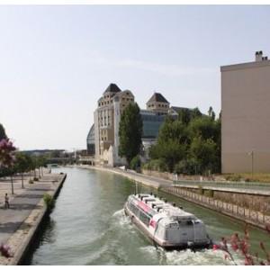 Randonnée de la Villette à Pantin, deux villages à l'histoire intimement liée