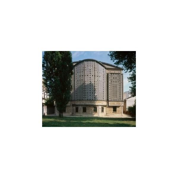 Eglise notre dame du raincy les vitraux de maurice denis for Garage de l eglise le raincy
