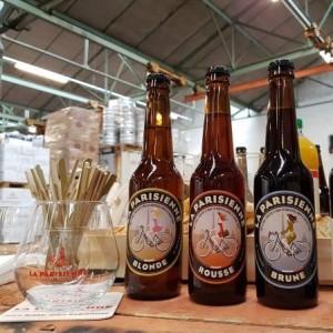 Brasserie La Parisienne : visite et dégustation de bières artisanales