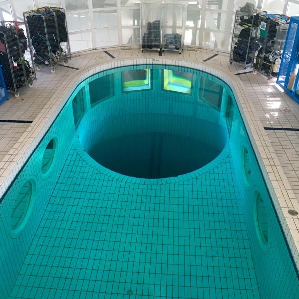 Des coulisses aux bassins le fonctionnement de la piscine - Piscine estrees saint denis ...