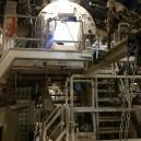RATP - Le prolongement de la ligne 14, la visite du tunnelier