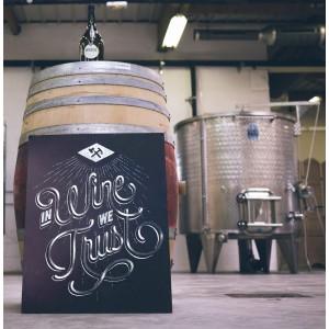 Au coeur d'un chai urbain : la Winerie, première marque de vin parisien