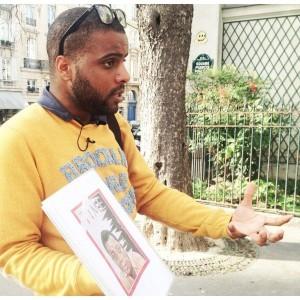 """De Pigalle à la Goutte d'Or avec Le Paris Noir + l'exposition """"Afriques Capitales"""""""