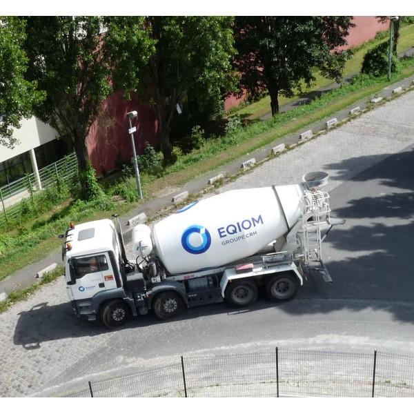 Le fonctionnement de la centrale b ton d 39 eqiom seine - Tarif toupie beton ...
