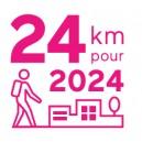 Marche 24km pour 2024