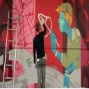 Balade street-art sur le Canal Saint-Denis - Marche 24 km pour 2024