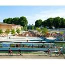 Croisière sur le canal de l'Ourcq - Est Ensemble bouge : du Canal au Global