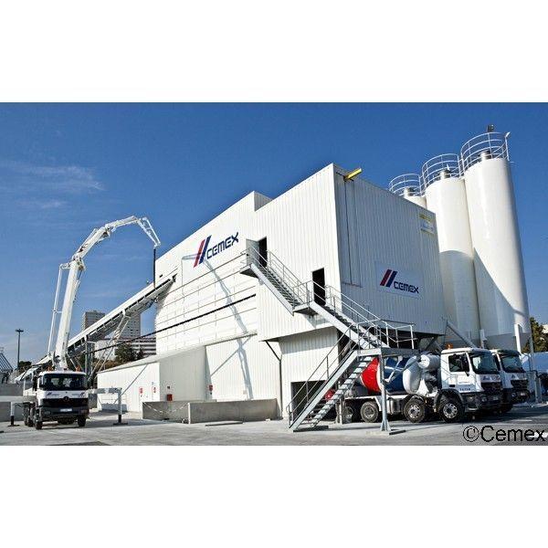 Visiter cemex n 1 mondial du b ton pr t l 39 emploi - La fabrication du beton ...