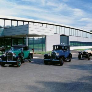 Conservatoire Citroën, le musée de la marque aux chevrons - Journées du Patrimoine