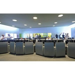 visite ratp le poste de commandement de la ligne 13 du m tro. Black Bedroom Furniture Sets. Home Design Ideas