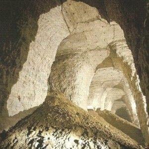 Au coeur des cathédrales de gypse de Placoplâtre