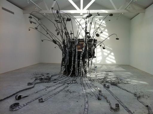 Exposition Kiefer à la galerie Ropac
