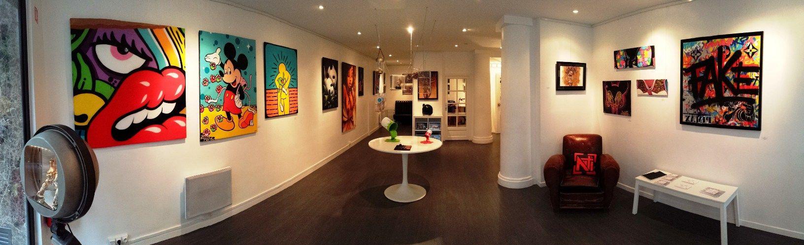 Galeries street art paris et dans le 93 - Galerie street art paris ...