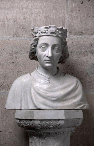 Buste de Charles VII