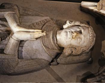 Recumbent of Charles d'Evreux, Count of Etampes © Pascal Lemaître / Centre des monuments nationaux