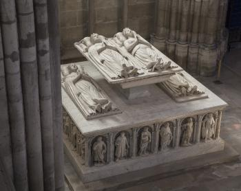 Tombs of the Dukes of Orleans © Pascal Lemaître / Centre des monuments nationaux