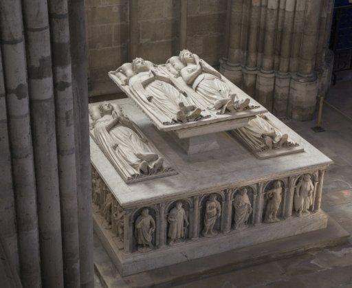 Tombeau des Ducs d'Orléans