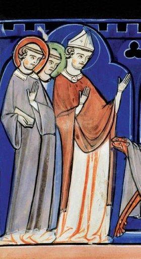 Saint Denis premier évêque
