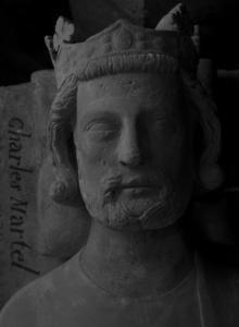 Recumbent effigy: Charles Martel Saint-Denis. © Jean-Christophe Ballot - Centre des monuments nationaux