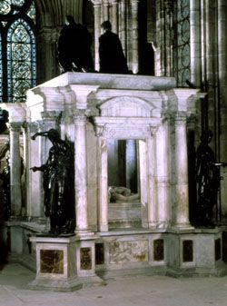 Mausolée des Valois