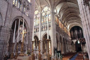 saint denis abbey basilica saint denis