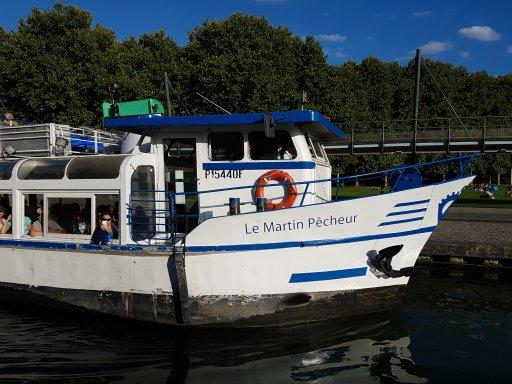 Martin Pecheur boat