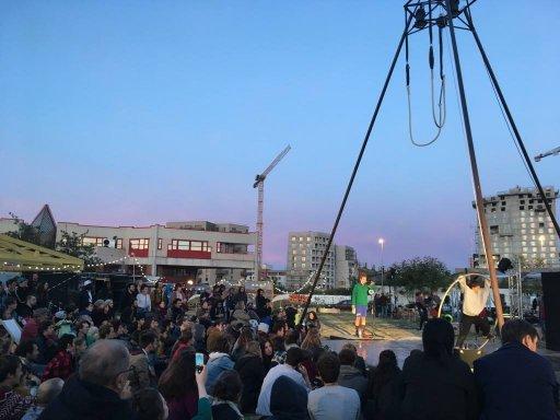 Les 6 et 7 juillet, spectacles et ateliers cirque (gratuits) au Port de loisirs