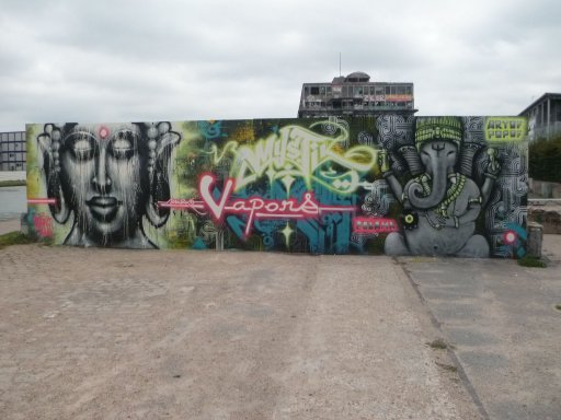 performance graff pantin marko da cruz popof