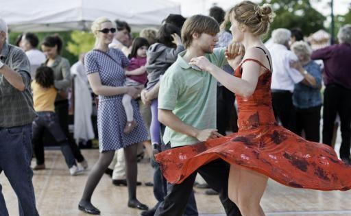Best places for dancing in Paris region