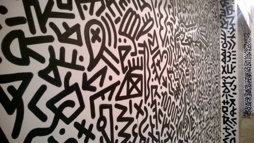 TetaR - abstract expressionism and primitive art