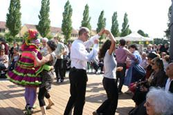 popular dance, guinguette