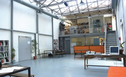 Laboratoires d'Aubervilliers