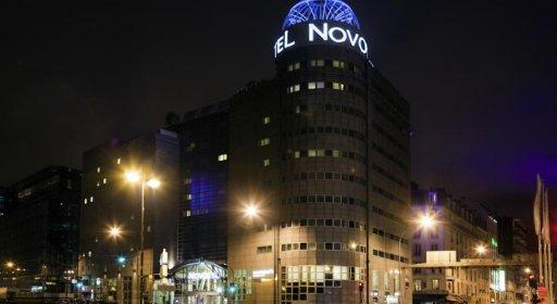 Hôtel Novotel Paris Porte d'Orléans