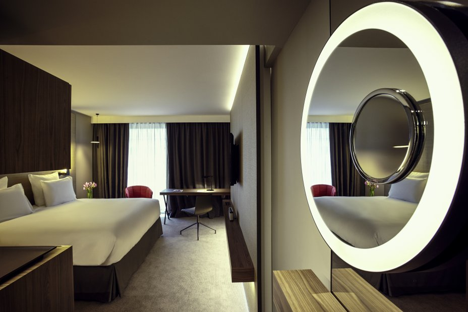H tel pullman paris roissy charles de gaulle airport for Roissy chambres