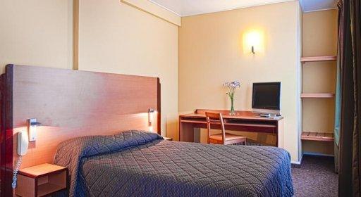 Hôtel du Lion, chambre double