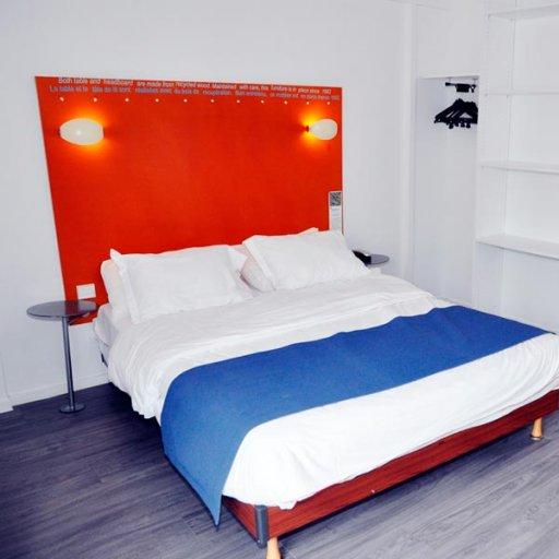 Solar hôtel chambre