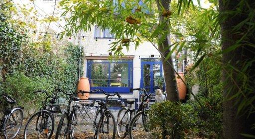 Solar hôtel jardin