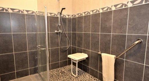 Hôtel Villa Biron salle de bains