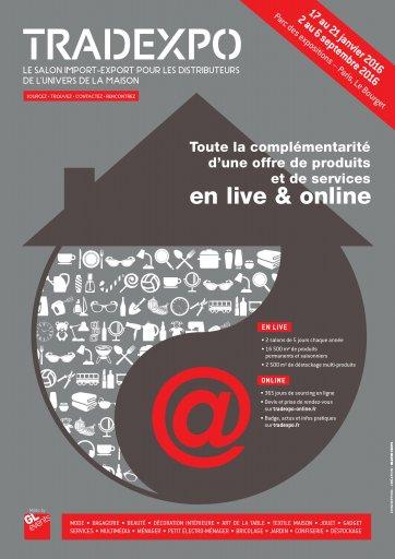 Tradexpo 2016 - affiche