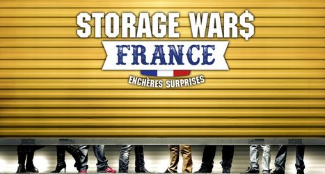 Storage Wars 6ter aux Puces